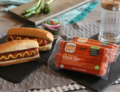 Garrett Valley Launches Sugar Free Uncured Beef Franks